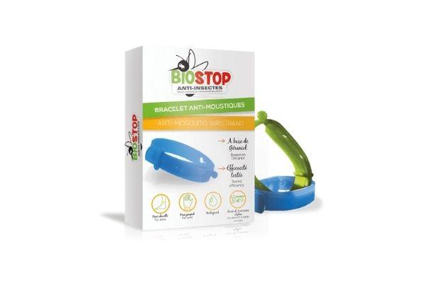 BIOSTOP Bracelet anti-moustqiues adulte